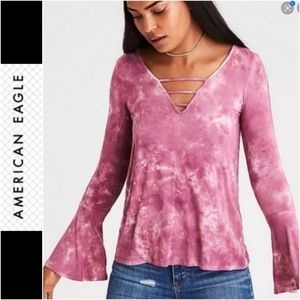 American Eagle Soft & Sexy Shirt  Size Med